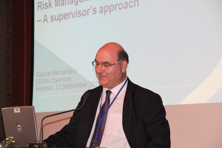 "18th SUERF Annual Lecture on ""Risk Management: a supervisor's view"""