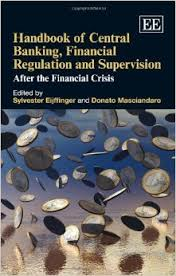 Handbook of central banking, financial regulation and supervision after the crisis