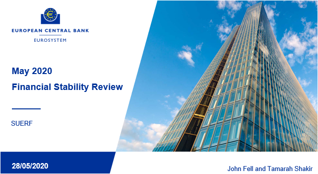 Key takeaways from the ECB's new Financial Stability Review